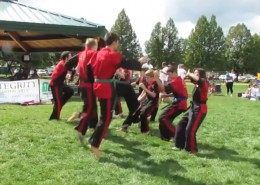 ROAR Franklin Park Demonstration - Integrity Martial Arts Spokane
